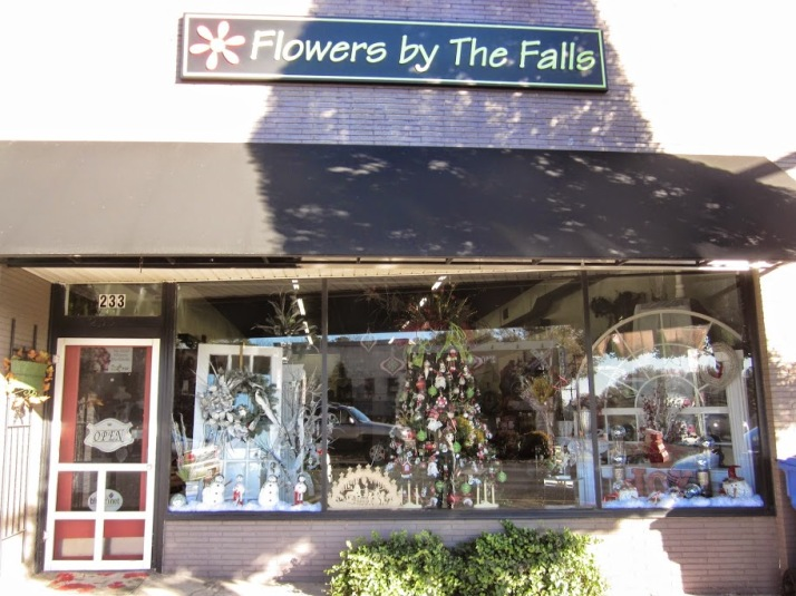 Flowers by the Falls - Your Friendly Hometown Flower Shop